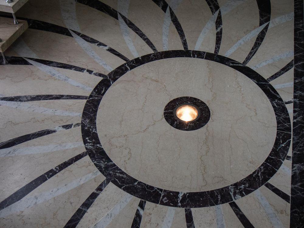 Cristofoli Offices Inlay Floorings