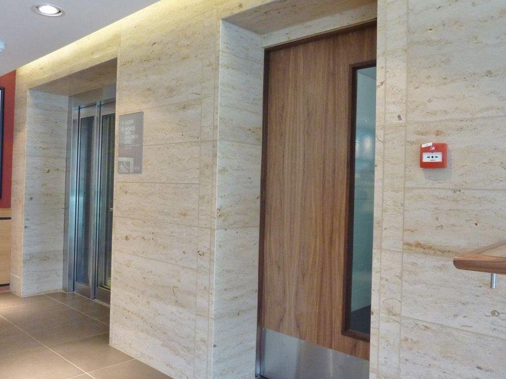 Next Glasgow Lift Area