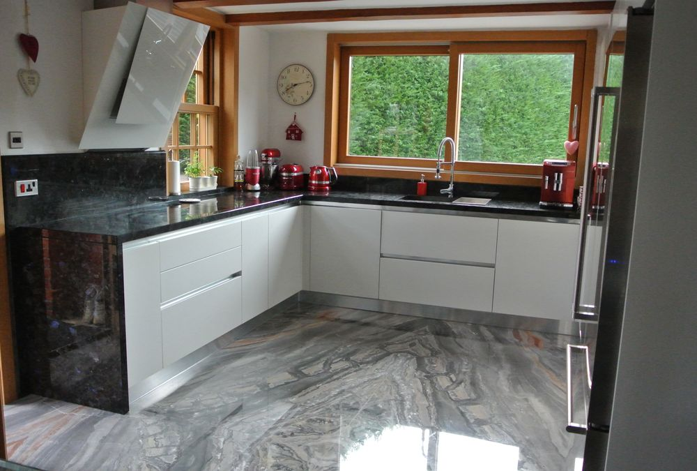 Swiss Cottage Kitchen