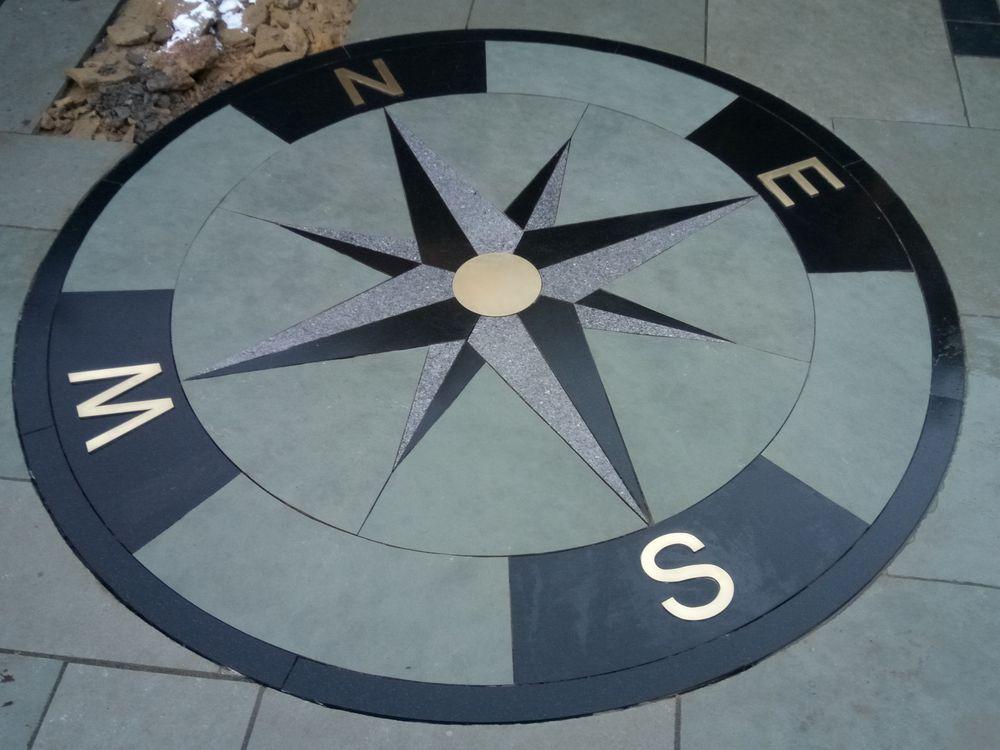 Waterjet Compass 3