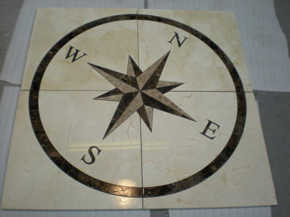 Waterjet Compass