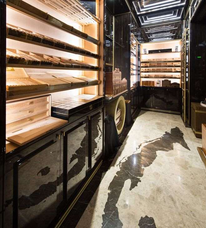 Wellesley Hotel Humidor Featured