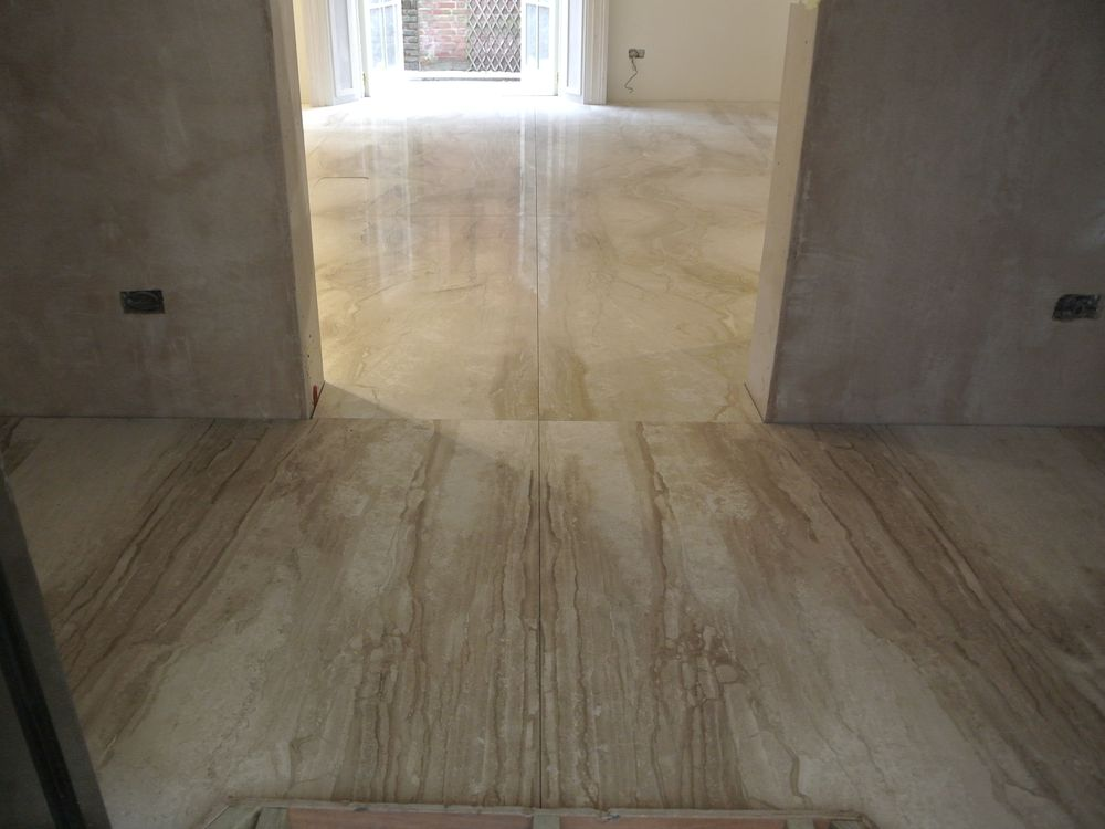 Winchester Floor Entrance