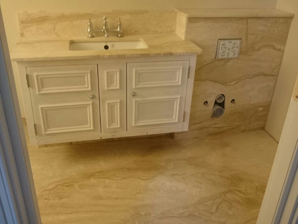 Winchester Guest Bathroom