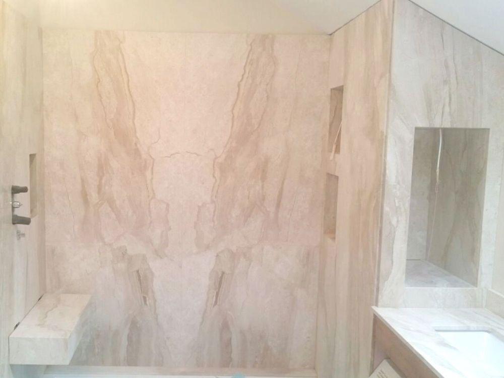 Winchester Master Bathroom Shower