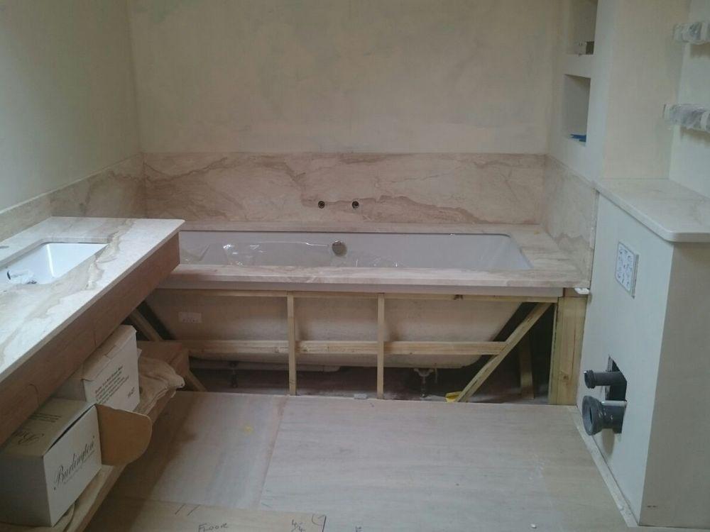 Winchester Master Bathroom